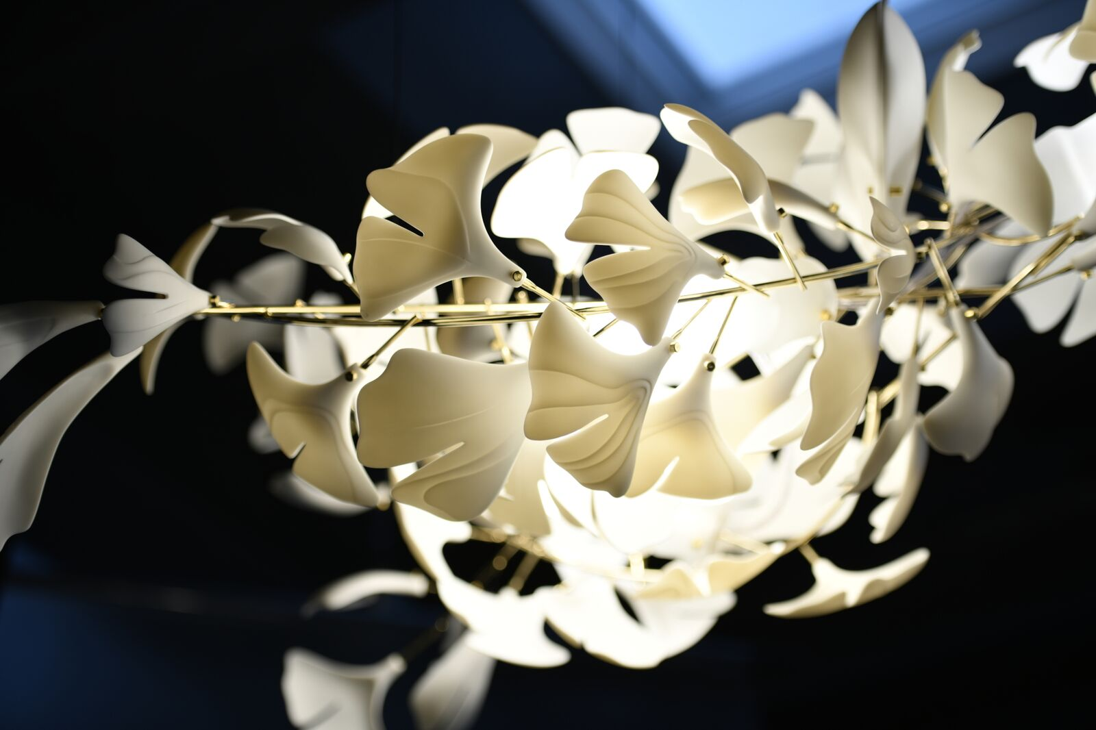 bespoke porcelaine lighting